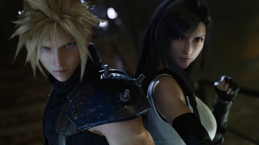 Tifa Revealed & More Remake Info from E3!