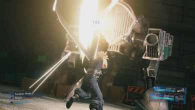 FFVII Remake [E3 2019] Enemy Analysis (Part II)