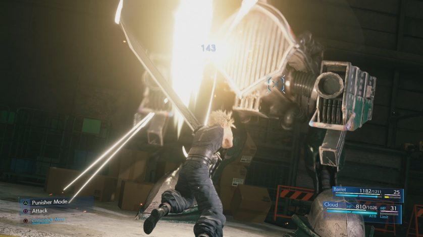FFVII Remake [E3 2019] Enemy Analysis (Part II)