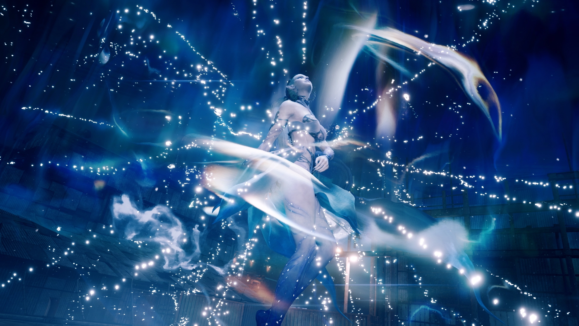 Shiva's Diamond Dust