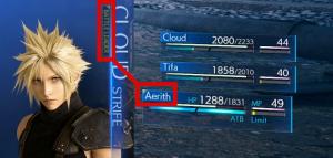 Combat UI leader icon