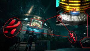 Shinra HQ Original Comparison 1