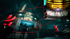Shinra HQ Original Comparison 3