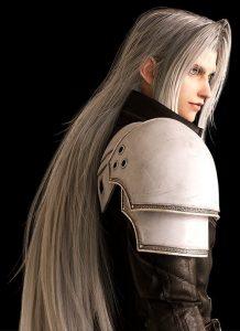 Sephiroth Remake Render