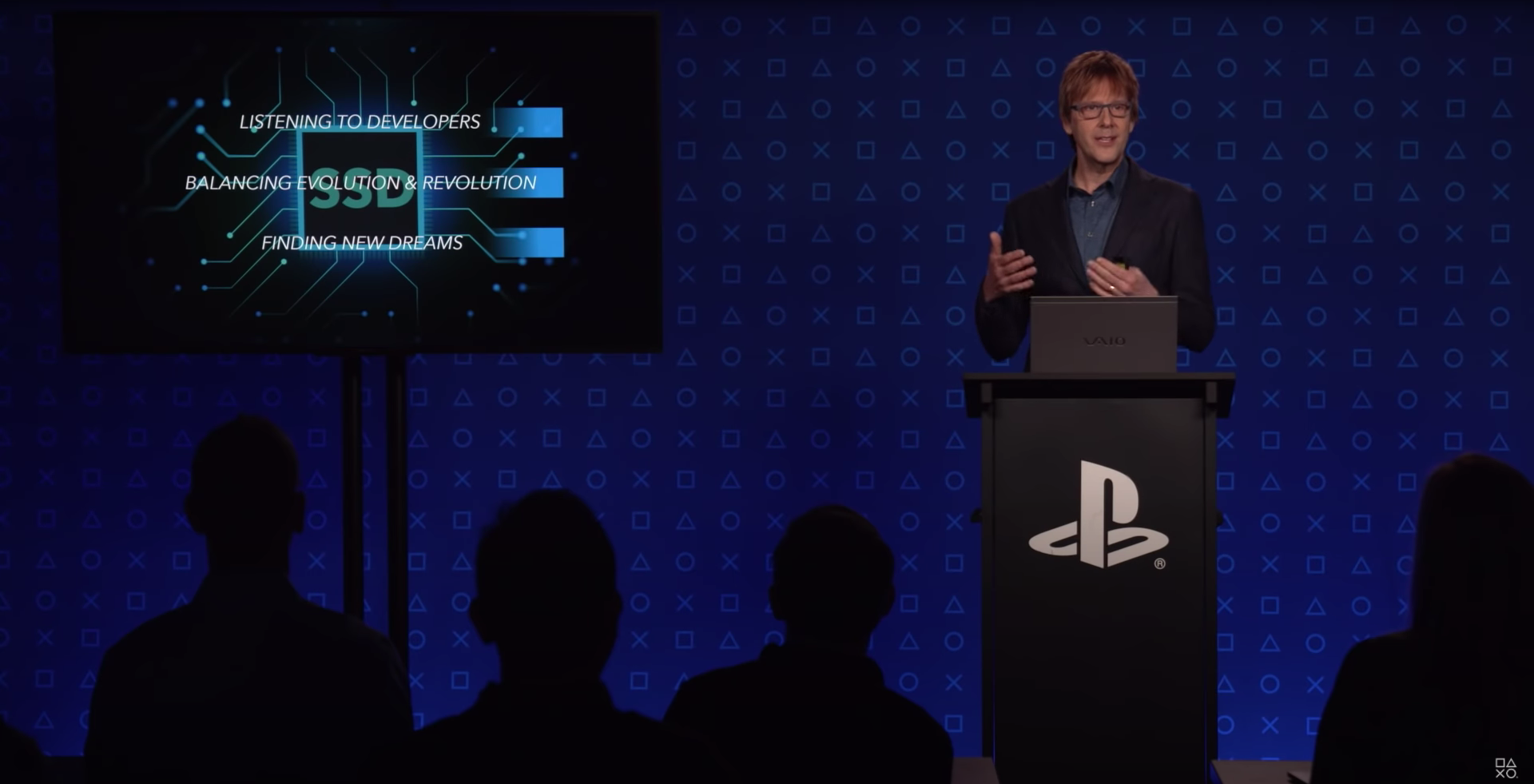 Mark Cerny's Road to PS5 Tech Presentation