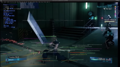 Final Fantasy VII Remake – Building For The Future