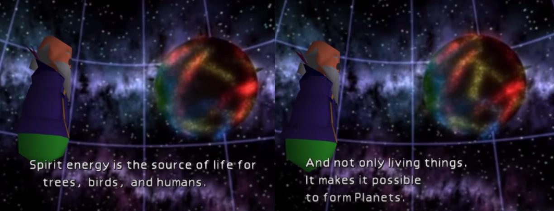 Bugenhagen Discussing Planetology