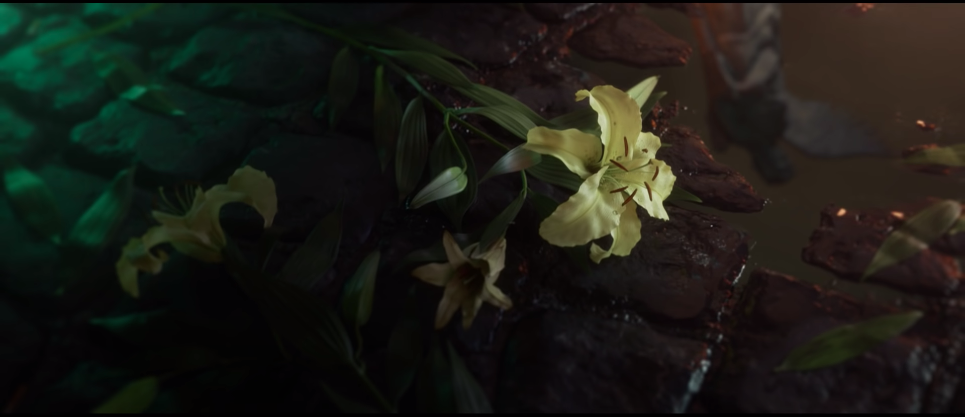 Reunion – Flowers