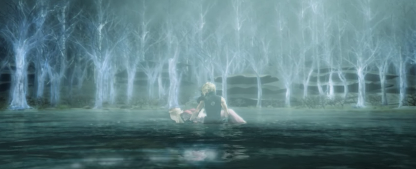 Aerith Burial