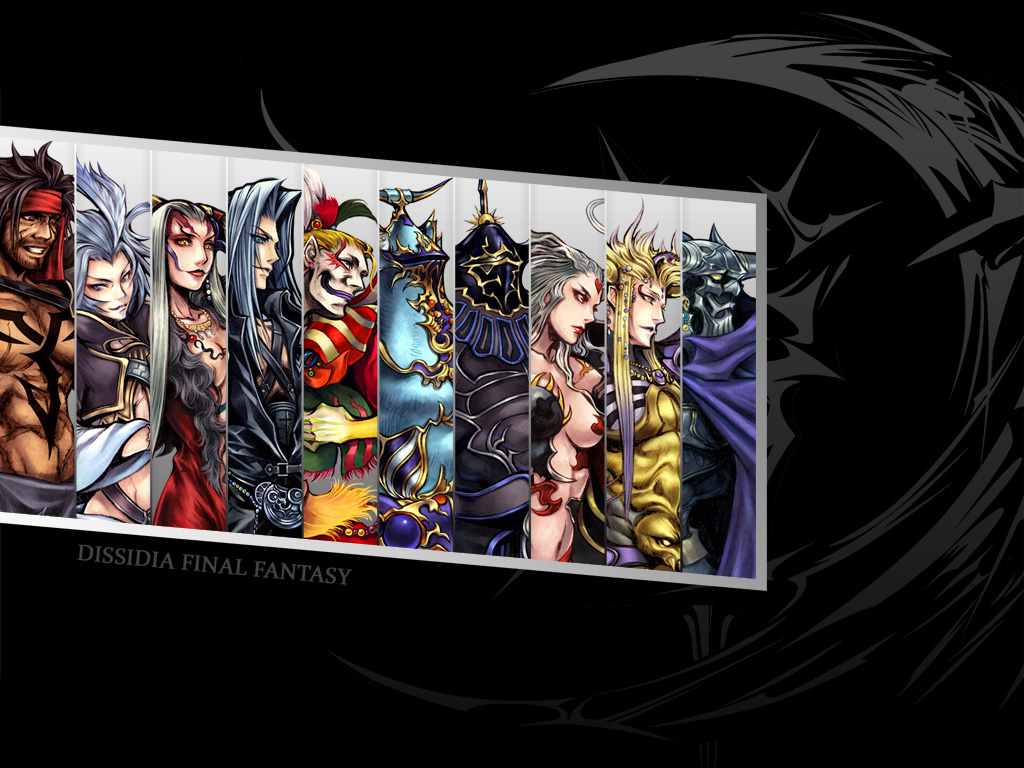 Dissidia, Gabranth, wallpaper Has 3 Comments - Add yours!