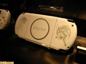 Limited Edition Dissidia PSP - back