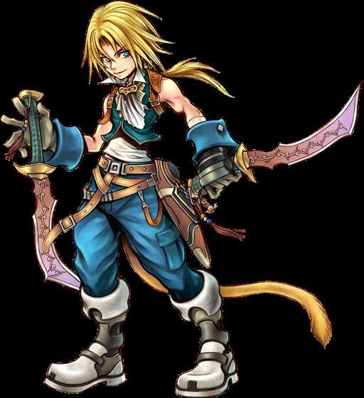 Link To The Original Final Fantasy IX P 624 Of Dissidia Ultimania