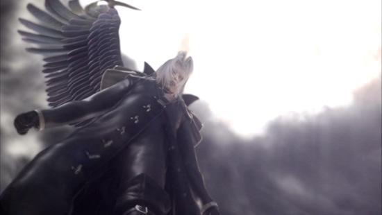 Sephiroth Wing Sephiroth Character Pr...