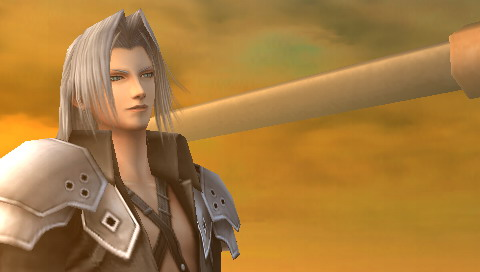 Sephiroth Character Profile P 76 81 The Lifestream